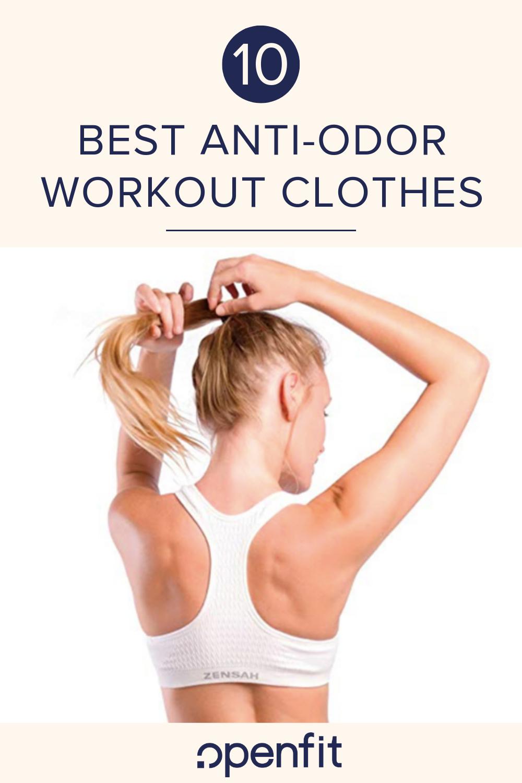 anti odor workout clothes