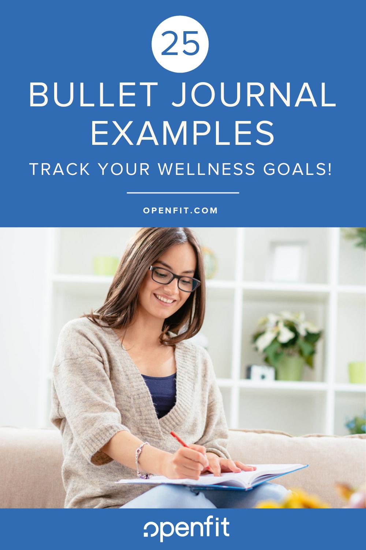 bullet journaling examples