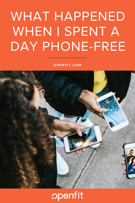 phone free day