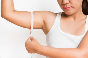 how to measure your arms