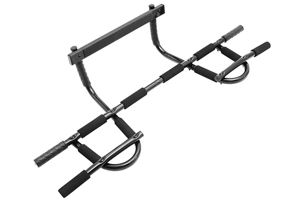 ProsourceFit multi grip pull up chin up Bar - building a home gym