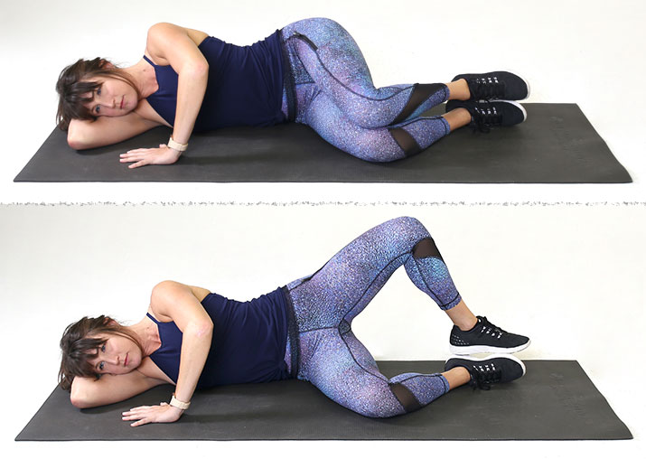 Clamshell - Lower Body Workout