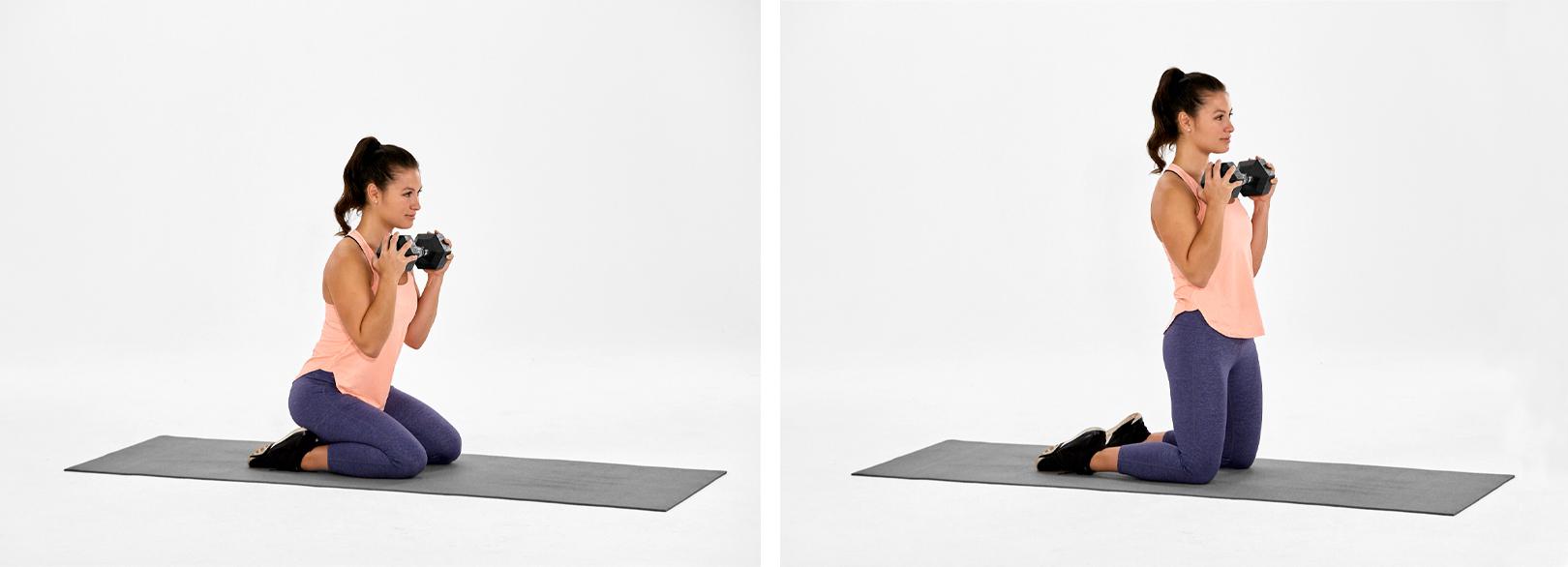 Camel - Lower Body Exercises