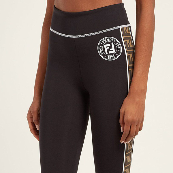 fendi yoga pants