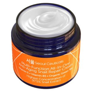 Seoul Ceuticals Anti-Aging Snail Repair Cream--K Beauty Products