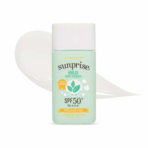Etude House Sunprise Sun Milk -- K Beauty Products