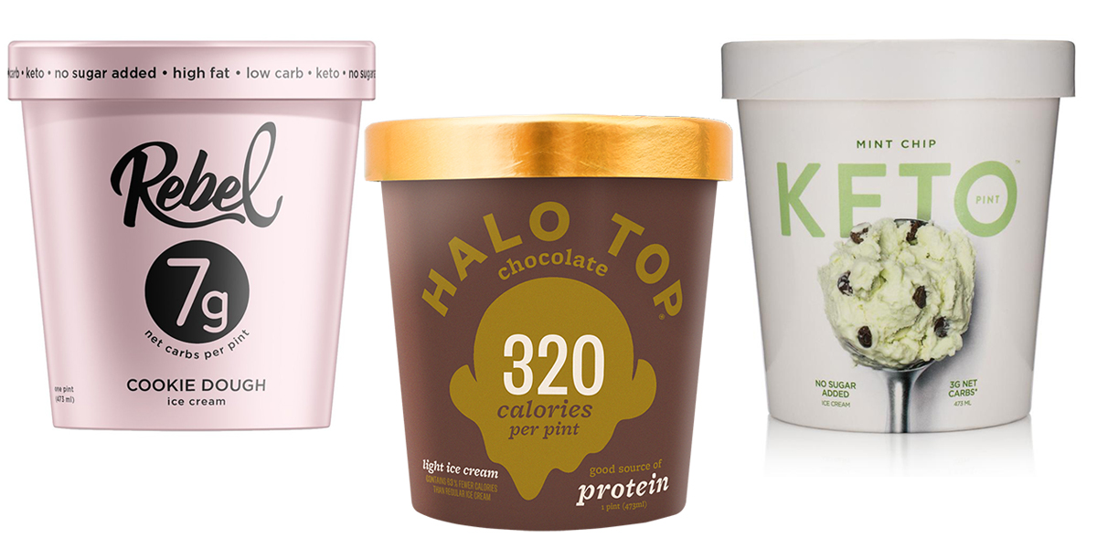 7 Of The Best Low Carb Ice Cream Brands