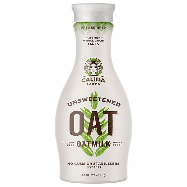 Healthy oat milk - califa