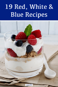 19 Red, White & Blue Recipes