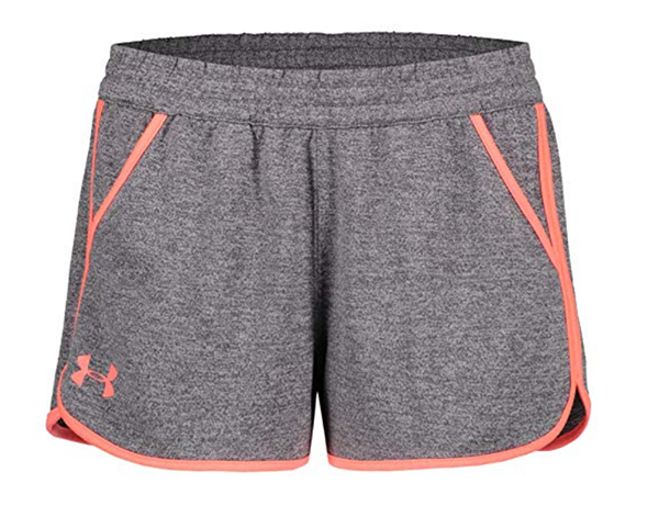 Anti-Odor Workout Shorts - Women