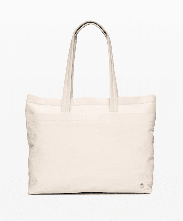 mothers day gifts - lululemon tote bag