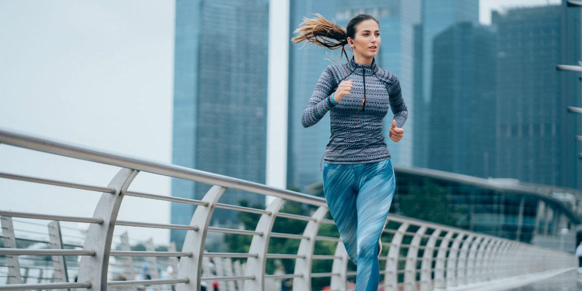 how to cardio running