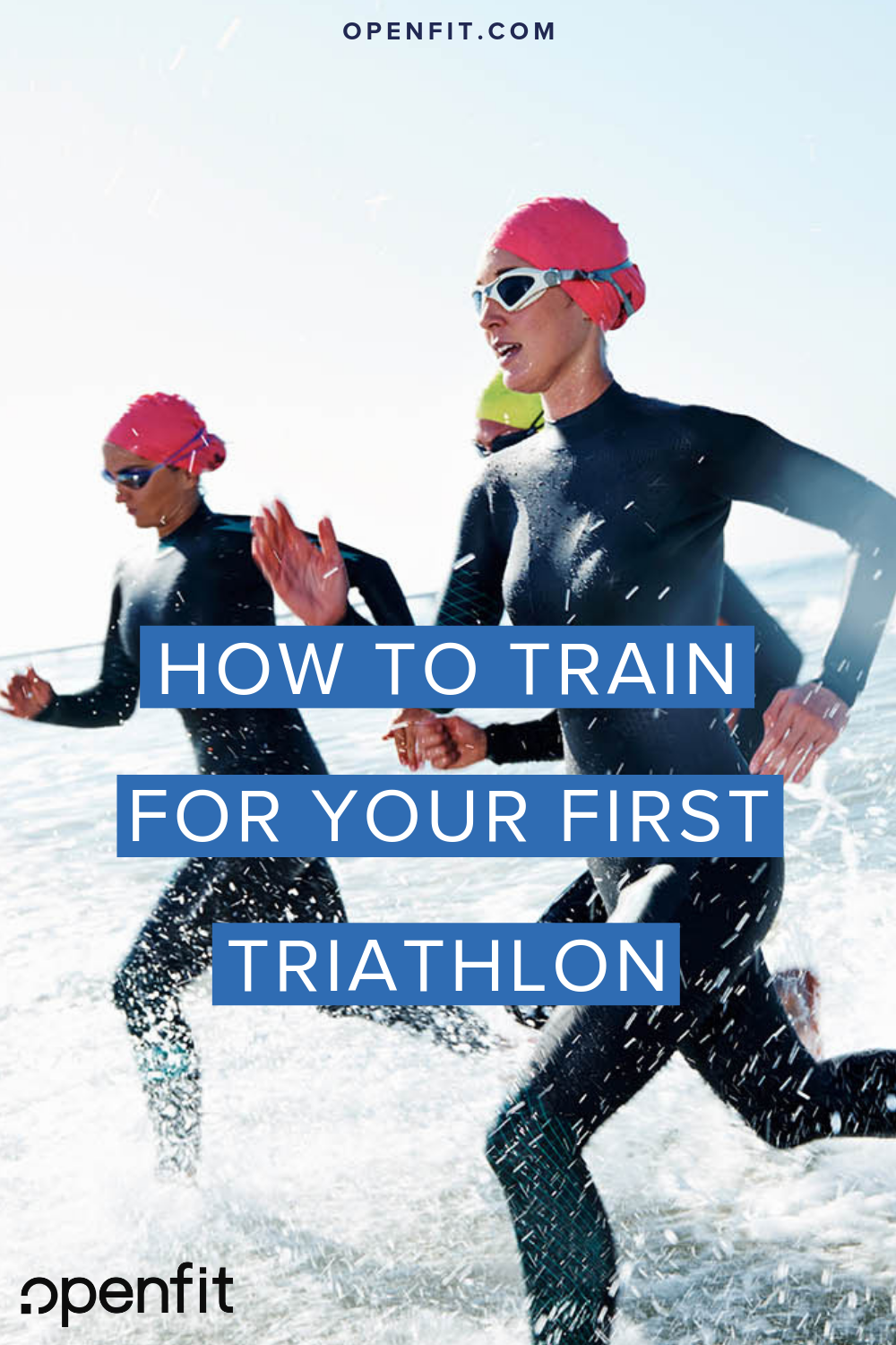 train for triathlon