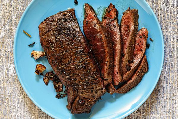 steak- beef - foods high in zinc