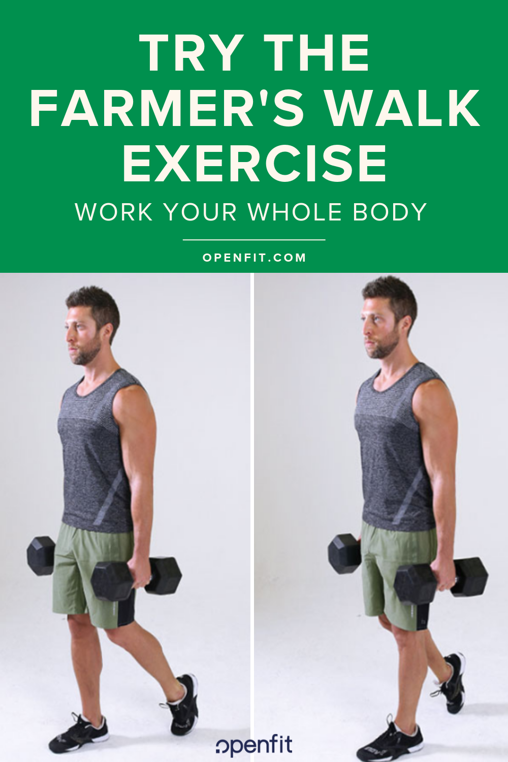 farmers walk exercise