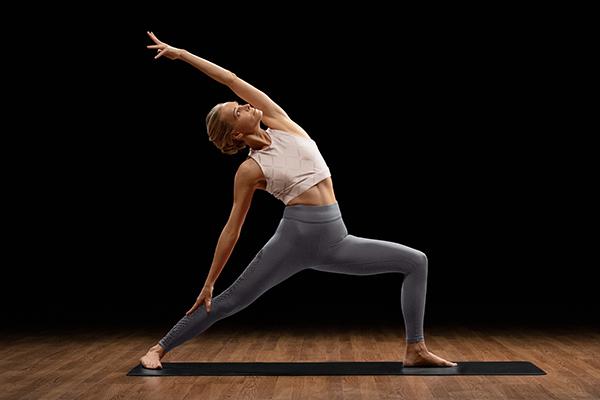 Low Impact Cardio Workout - Yoga Flow