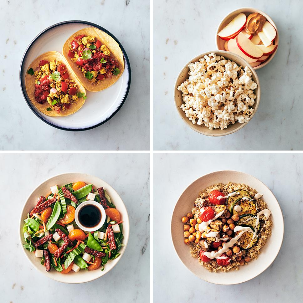 Vegan Recipes - Meal Prep