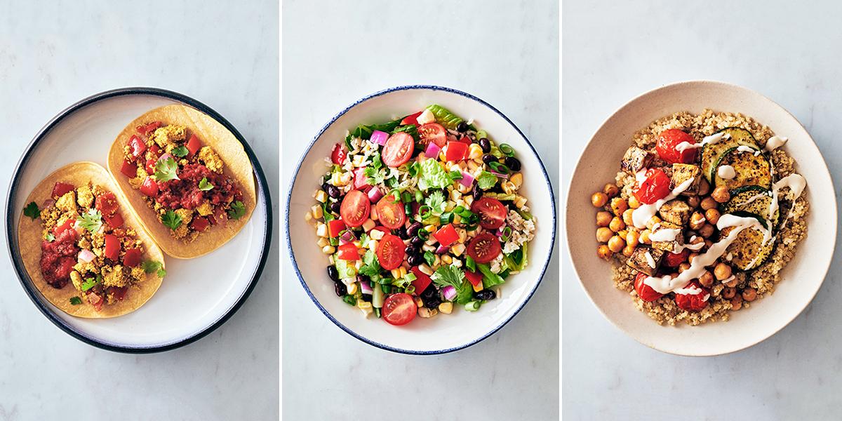 Best Vegan Meal Prep 8 Easy Vegan Recipes Openfit