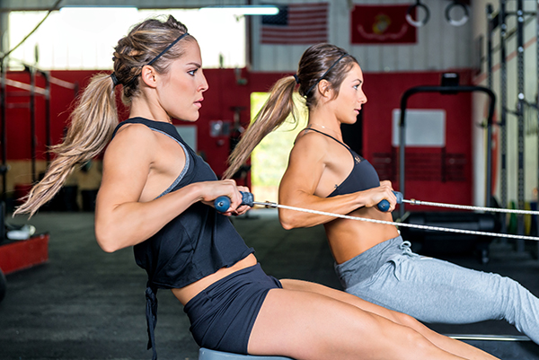 Best Cardio Exercises - Rowing