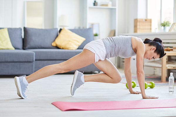 Best Cardio Exercises at Home