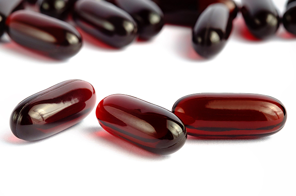 Astaxanthin-supplement