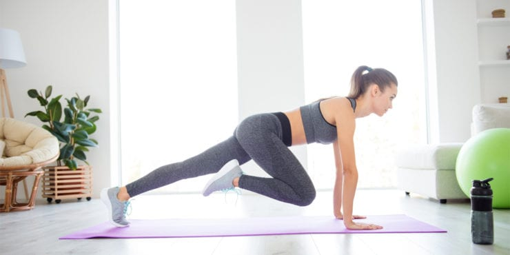 Ditch the Gym and Do Cardio at Home With These Workouts