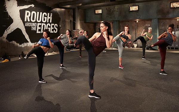 Cardio Kickboxing Workout - Rough Around the Edges