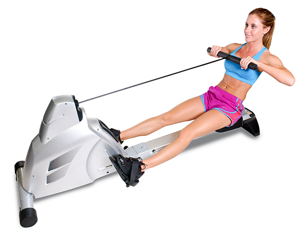 Velocity Magnetic Rowing machine