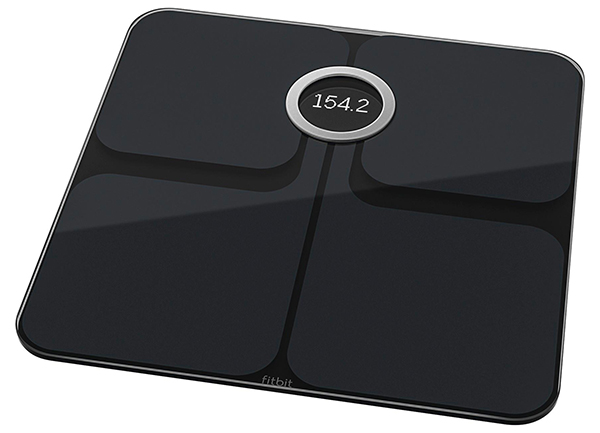 best bathroom scale - fitbit aria 2