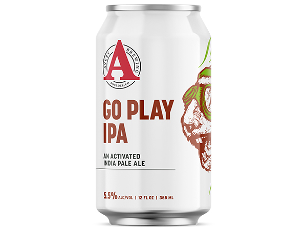workout recovery beer - Avery Go Play IPA