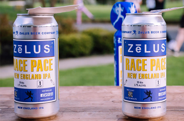 workout recovery beer - race pace