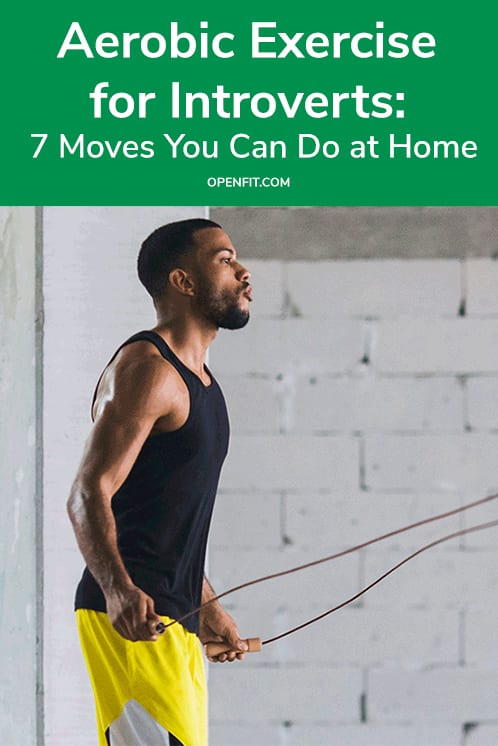 aerobic exercise pin image