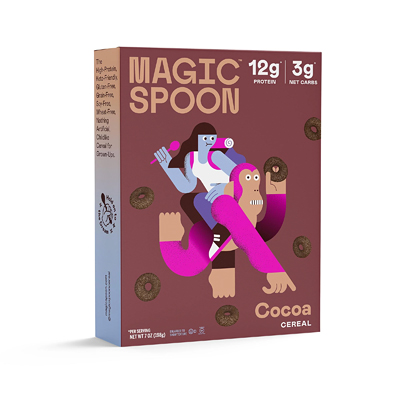 magic spoon keto cereal review