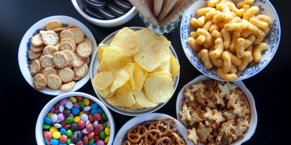 processed foods- nordic diet