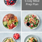 Xtend Barre Meal Prep with Recipes