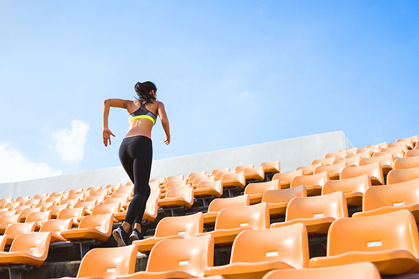 cardio-to-lose-weight-stair-running