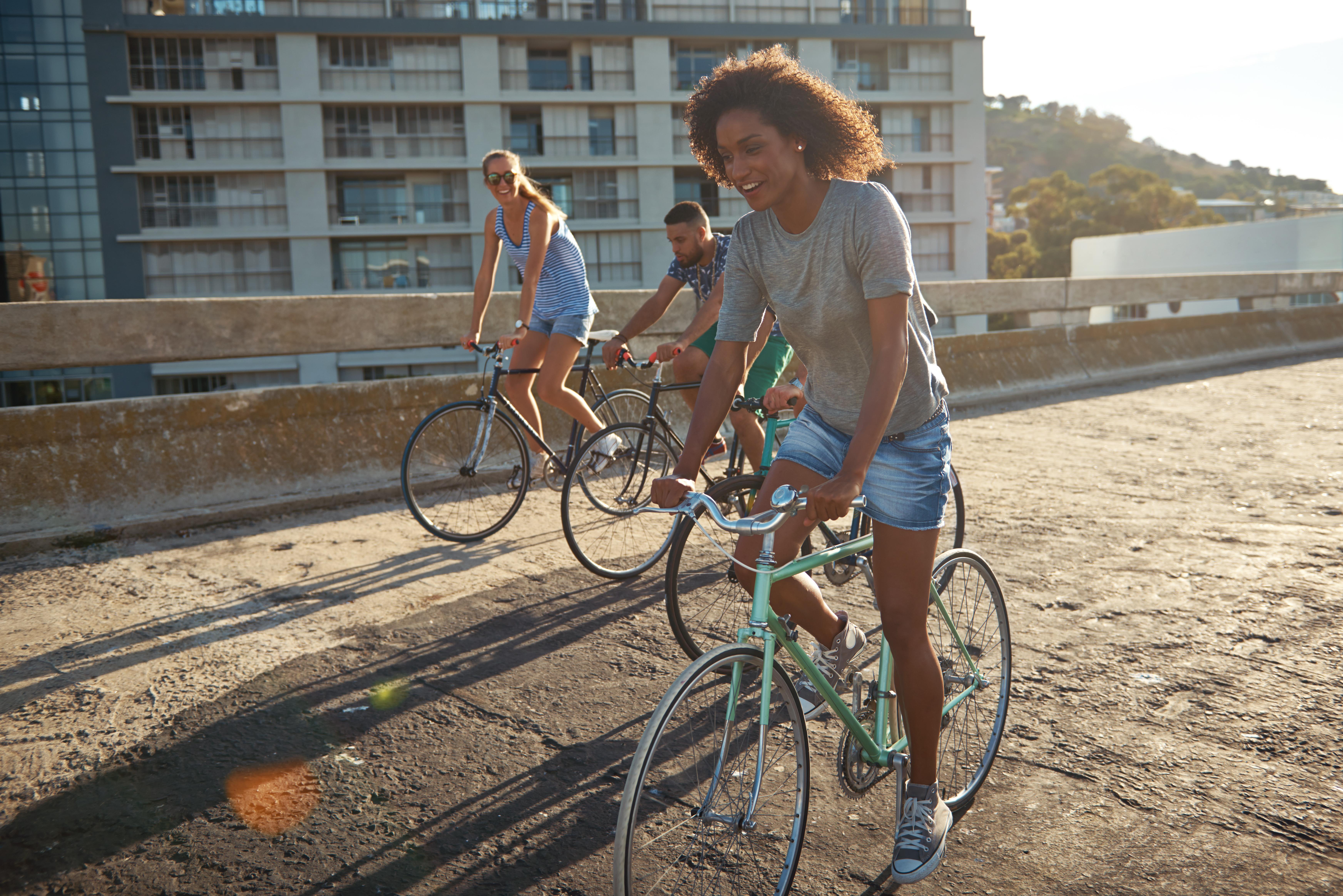 active rest- biking