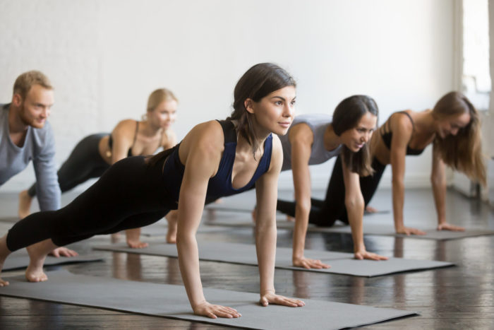 What Is Pilates - mat pilates