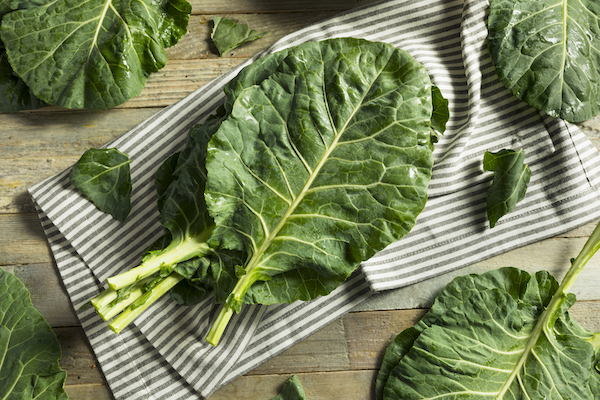 low-carb-bun-substitutes- collard greens