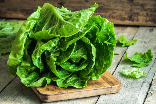 how long does produce last - romaine lettuce