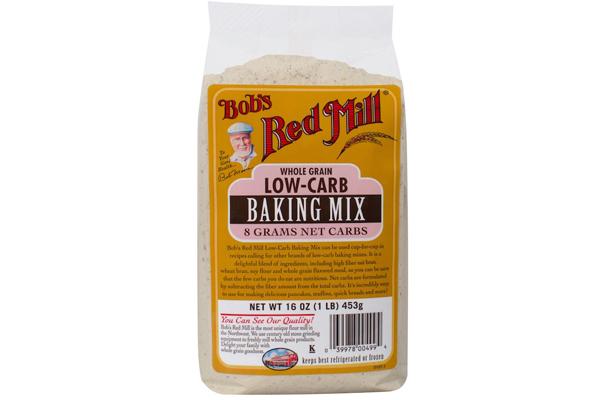 low carb bun alternative bobs red mill