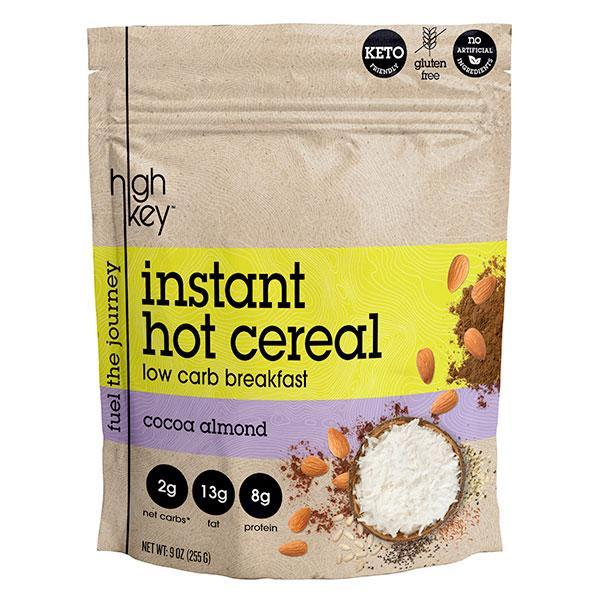 paleo cereal- instant hot cereal