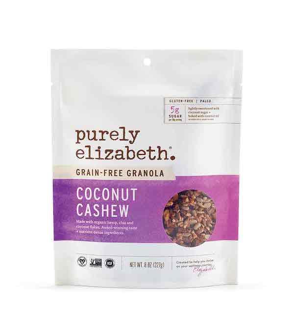 keto cereal- purely elizabeth
