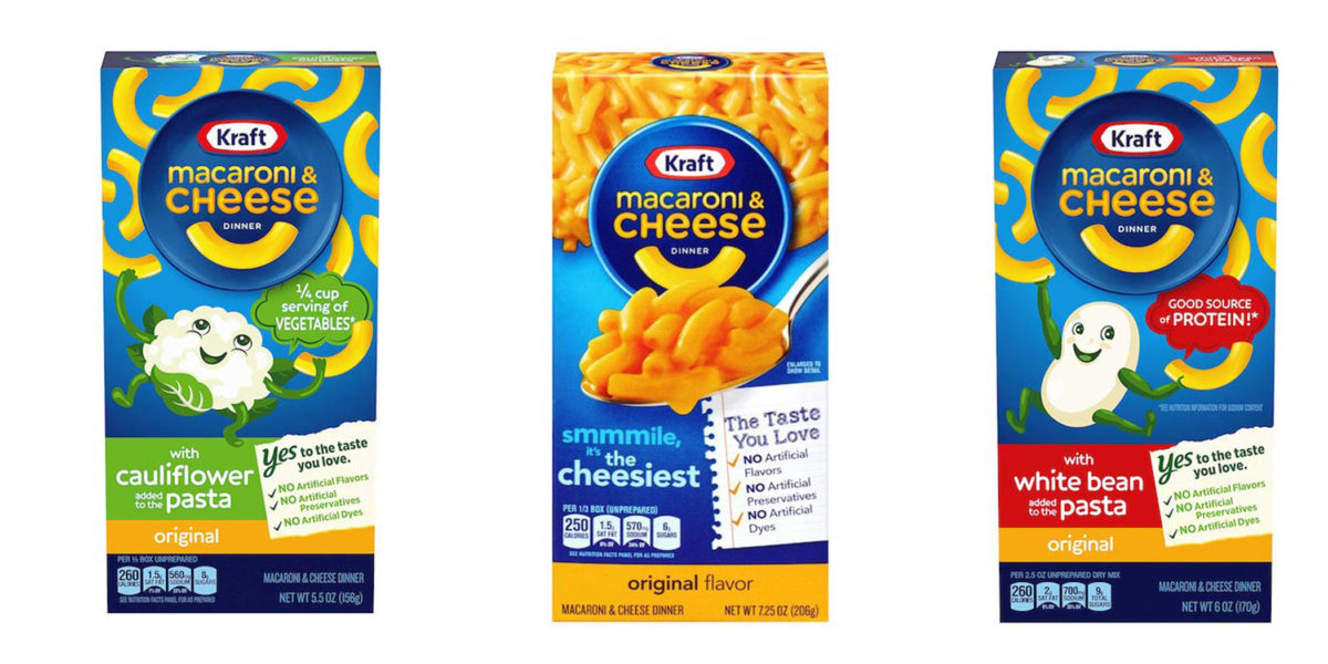 Plant-Powered Mac & Cheese