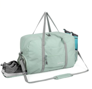 Sports Gym Bag with Wet Pocket & Shoes Compartment -- best gym bags