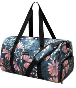"""Jadyn B 22"""" Women's Weekender Duffel Bag with Shoe Pocket--best gym bags"""