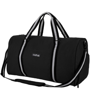 Apollo Walker Water Resistant Duffel Bag with Shoes Compartment--best gym bags