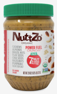 jar of 7 Nut & Seed Butter from NuttZo