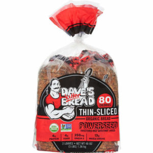 pack of Dave's Killer Bread