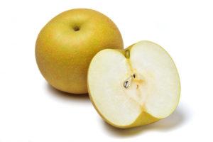 Low Sugar Fruits - Asian Pears